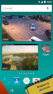tinyCam Monitor PRO- screenshot thumbnail