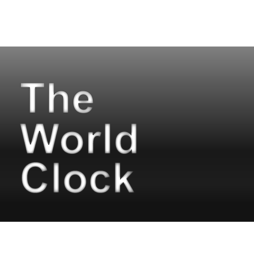 The World Clock LOGO-APP點子