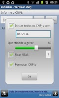 Screenshot of CChecker