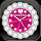 OTOMETOKEI-CUTE WORLD QLOCK icon