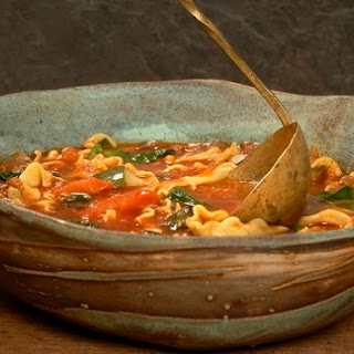 Red Minestrone from 'Stewed'