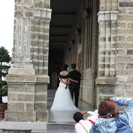 behind the scenes by Tuan Le - Wedding Other