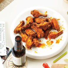 Crispy Baked Chicken Wings