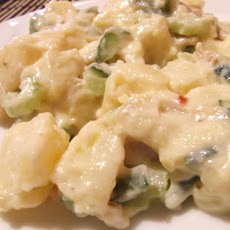 Creamy Sour Cream Potato Salad