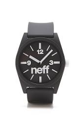 Mens Neff Watches - Neff Daily Watch