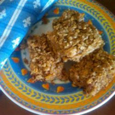 Almond and Soy Nut Power Bars