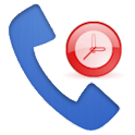 Call Time Tracker+Blocker Free icon