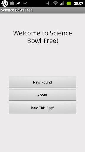 Science Bowl Quiz Free