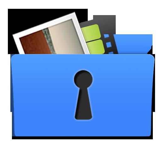 私的写真館-写真、ビデオ、オーディオおよび文書を非表示にする 媒體與影片 App LOGO-APP試玩