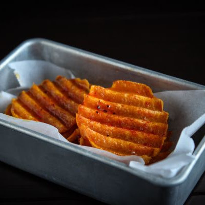 Cajun Spiced Sweet Potato Fries