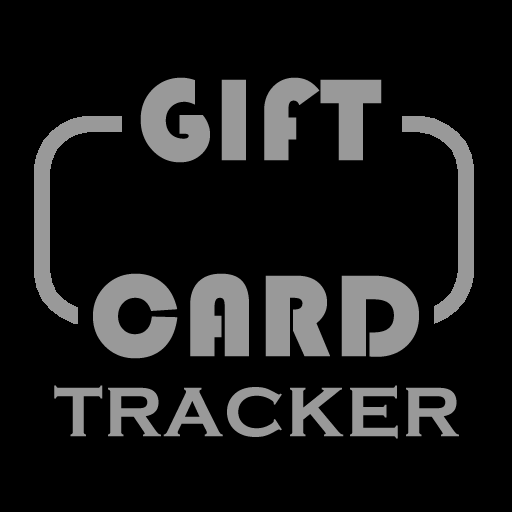 Gift Card Tracker LOGO-APP點子