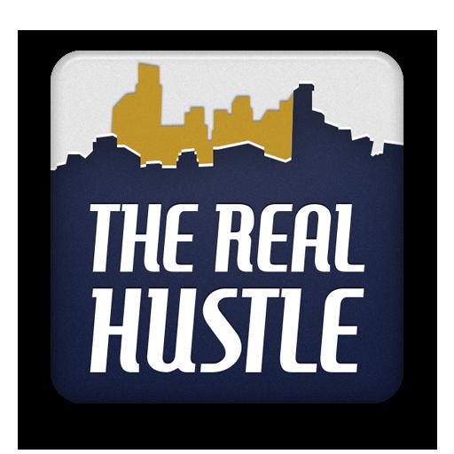 The Real Hustle - Bar Bets LOGO-APP點子