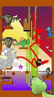 Screenshot of Crazy Ninja Egg: Clumsy Jump