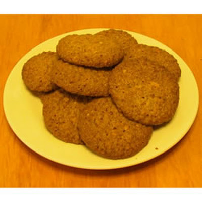 Oatmeal Refrigerator Cookies