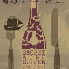 SOLD OUT! May Secret Wine Supper