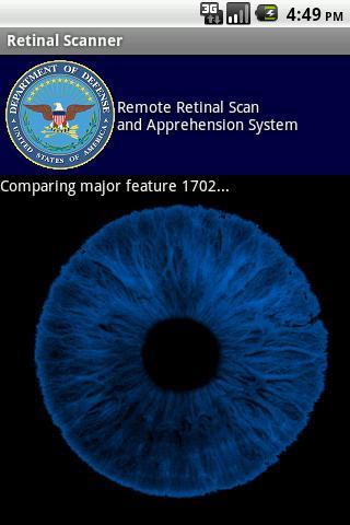 Retinal Scanner