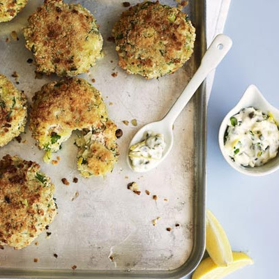 Classic Chunky Fish Cakes