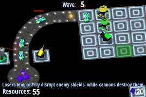 Screenshot of Tower Raiders BLACK (G1/Eris)