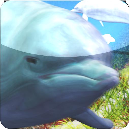 海豚免費直播壁紙 LOGO-APP點子