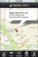 Screenshot of Web Design Company