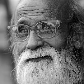 Relaxed Moment by Rakesh Syal - People Portraits of Men (  )