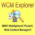 WCM Explorer icon