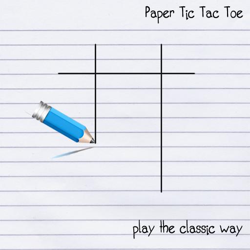 Paper Tic Tac Toe