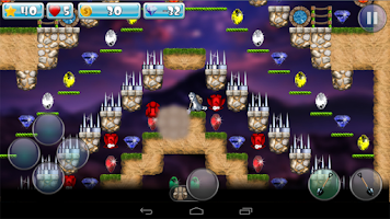 Screenshot of Dig And Run Raccoon! Free