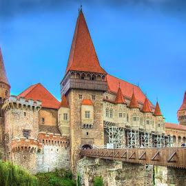 by Mihai Popa - Buildings & Architecture Public & Historical ( hunedoara, romania, castelul huniazilor )