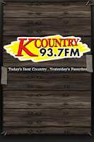 Screenshot of K Country 93.7