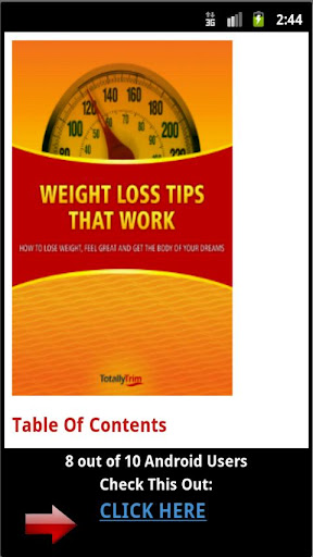 lose-it-now-rapid-weightloss for android screenshot
