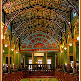 Dr Bhau Daji Lad Museum..@Bhyculla, Mumbai.. by Vishal Manek - Buildings & Architecture Other Interior