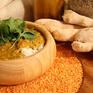 Curried Red Lentil Dhal by Chef Michael Smith