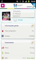 Screenshot of Mamãe Applicada
