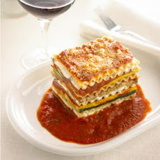 Vegetarian Lasagna With Chavrie Goat Cheese