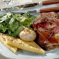 Pancetta-Wrapped Pork Roast