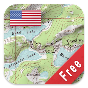US Topo Maps Free For PC