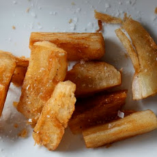 Fried Yuca