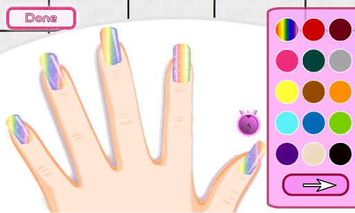 the best nail salon games