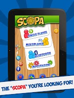 Screenshot of Scopa