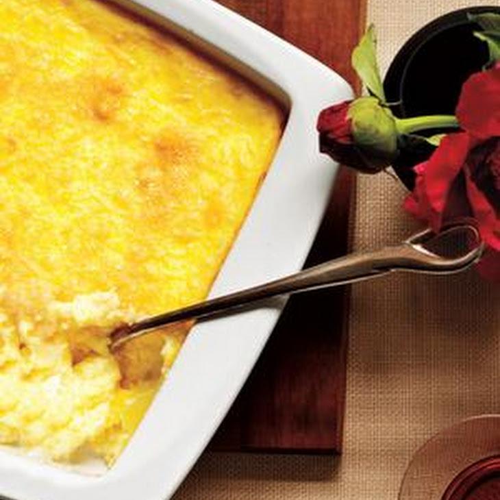 Creamy Baked Parmesan Polenta Recipe | Yummly