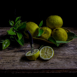 Lemons by Benedetto Mameli - Food & Drink Fruits & Vegetables