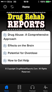 Approaching Drug Abuse - screenshot