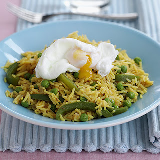 Poached Egg On Rice Recipes
