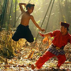 Pencak Silat Training by Wawan Adi - Sports & Fitness Other Sports