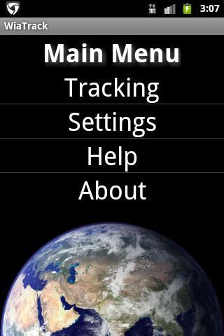 Wiatrack For GPS-Trace Orange