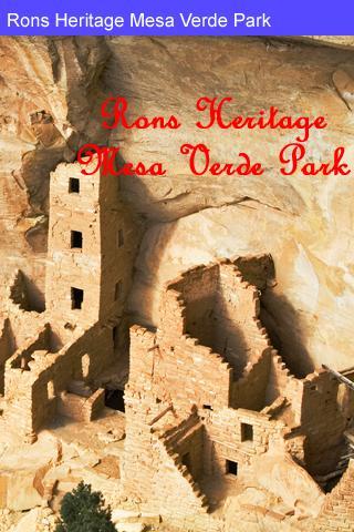 Rons Heritage Mesa Verde Park