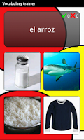 Screenshot of Learn Spanish Deluxe