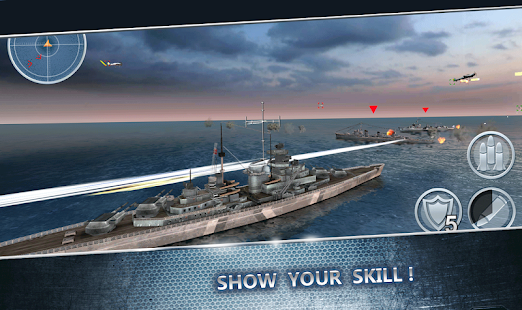 Ultimate Sea Battle 3D v1.5.0 [Mod Money] Apk