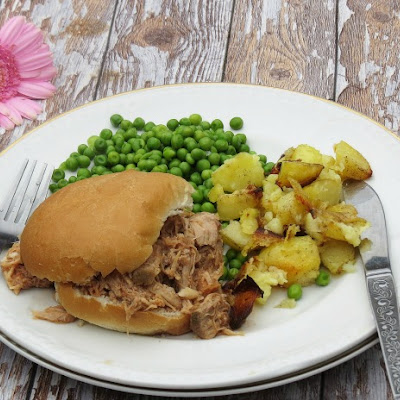 Slow cooker EPIC Pulled pork